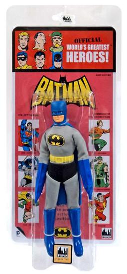 DC World's Greatest Heroes! Kresge Retro Style Series 3 Batman Retro Action Figure