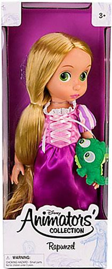 Disney Princess Tangled Animators' Collection Rapunzel Exclusive 16-Inch Doll [Damaged Package]