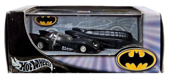Batman Hot Wheels Batmobile Die-Cast Car