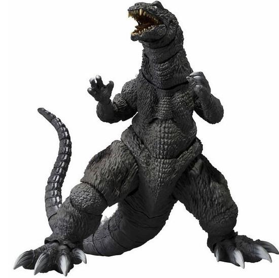 S.H. Monsterarts 2001 Godzilla Exclusive Action Figure [Tamashii Exclusive]