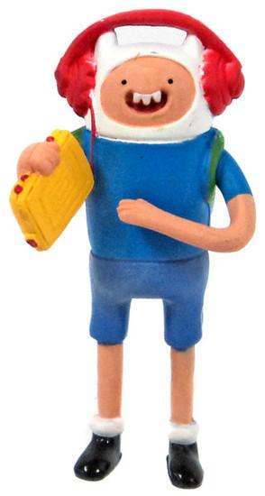 Adventure Time Walk-Man Finn 2-Inch Minifigure [Loose]
