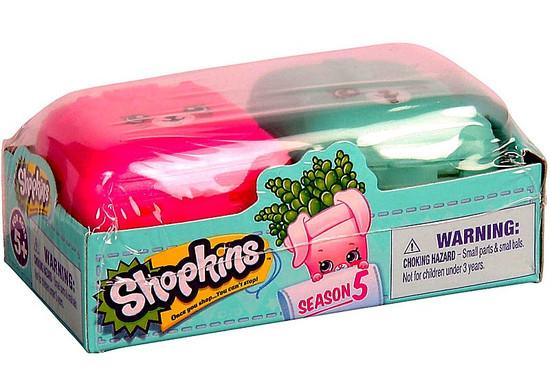 Shopkins Season 5 Mini Figure 2-Pack