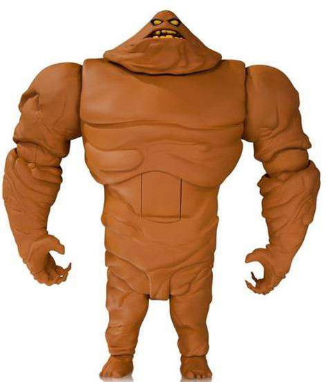 The Animated Series The New Batman Adventures Clayface Deluxe Action Figure