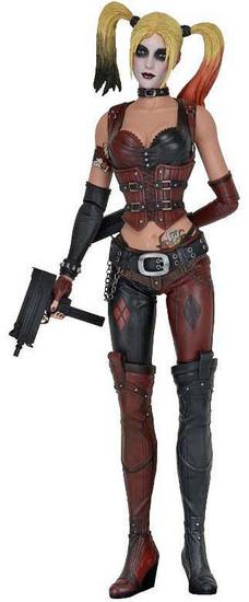 NECA DC Quarter Scale Harley Quinn Action Figure [Arkham City]
