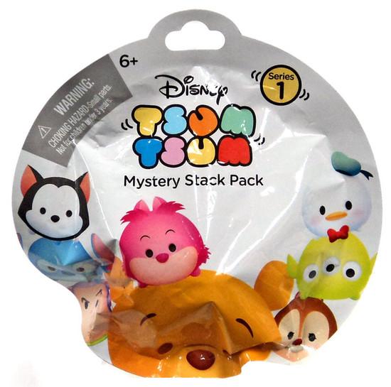 Disney Tsum Tsum Series 1 Mystery Stack Pack [1 RANDOM Figure]