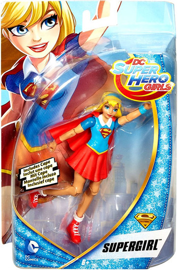 DC Super Hero Girls Supergirl Action Figure