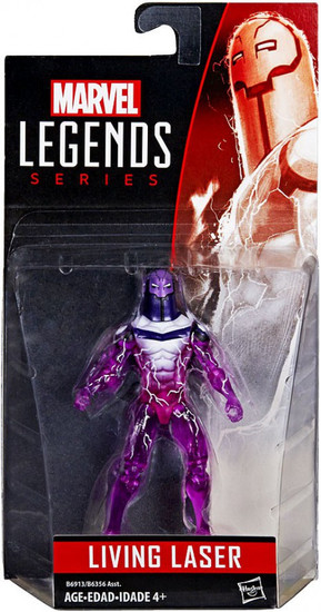 Marvel Legends 2016 Series 2 Living Laser Action Figure