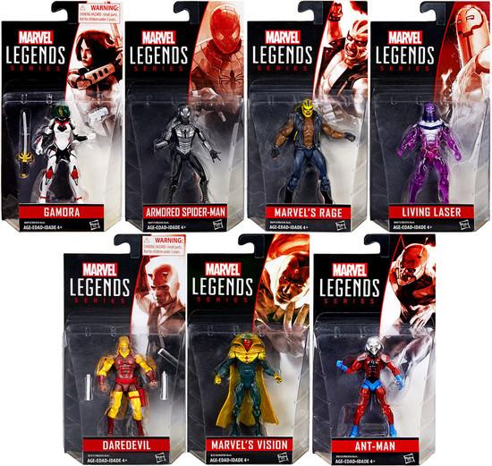 Marvel Legends 2016 Series 2 Set of 7 Action Figures