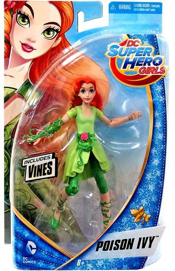 DC Super Hero Girls Poison Ivy Action Figure