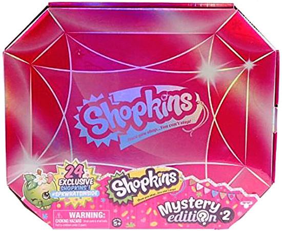 Shopkins Mystery Edition #2 Exclusive Set [24 Shopkins]