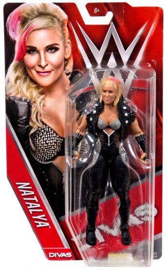 WWE Wrestling Series 61 Natalya Action Figure