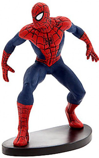 Disney Marvel Spider-Man 2.5-Inch PVC Figure [Ready to Fight Loose]