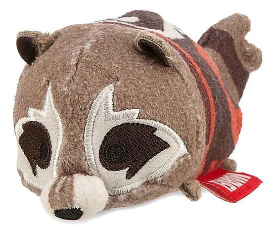 Disney Marvel Universe Tsum Tsum Rocket Raccoon 3.5-Inch Mini Plush