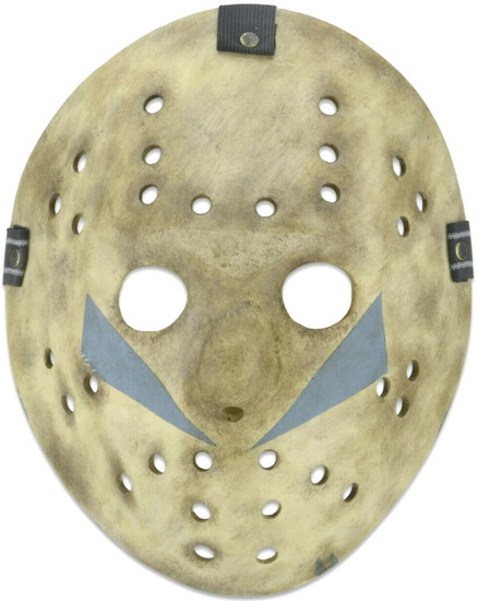NECA Friday the 13th Part 5: A New Beginning Jason Voorhees Mask Prop Replica