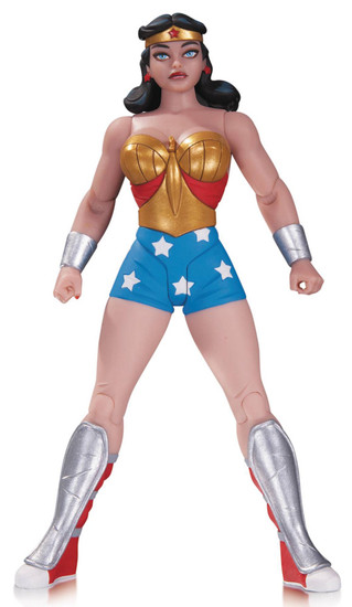 DC Designer Darwyn Cooke Series 2 Wonder Woman Action Figure