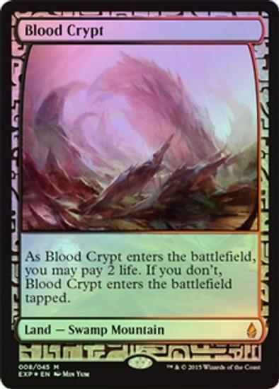 MtG Battle for Zendikar Rare Blood Crypt [Zendikar Expedition]
