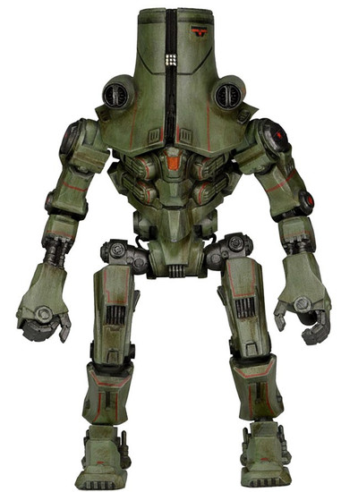 NECA Pacific Rim Ultra Deluxe Cherno Alpha Action Figure #02 [Damaged Package]