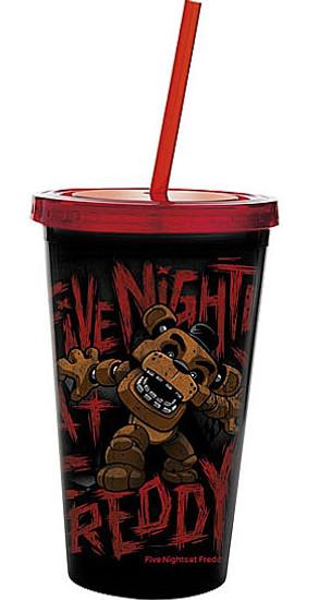 Funko Five Nights at Freddy's Freddy Fazbear Acrylic Cup