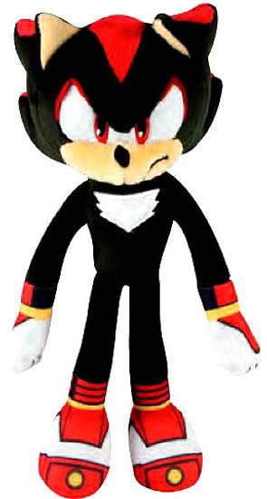 Sonic The Hedgehog Sonic Boom Shadow 8-Inch Plush