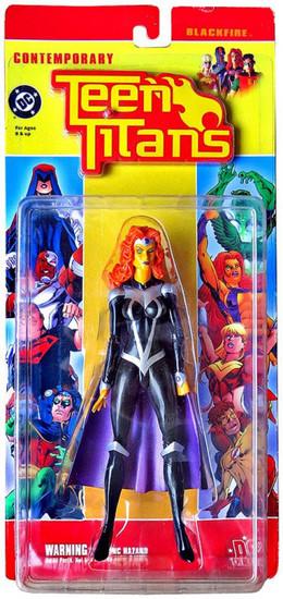 DC Teen Titans Contemporary Series 1 Blackfire Action Figure