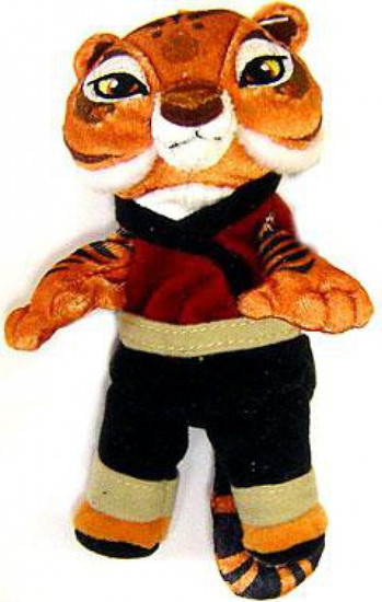 Kung Fu Panda Tigress 4-Inch Plush Figure [Young Version]