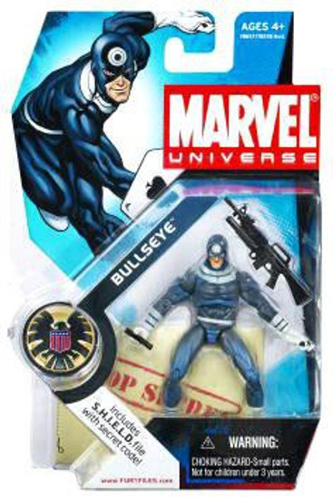 Marvel Universe Series 1 Bullseye Action Figure #10