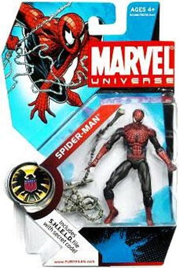 Marvel Universe Series 5 Spider-Man Action Figure #32