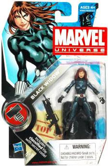 Marvel Universe Series 7 Black Widow Action Figure #11