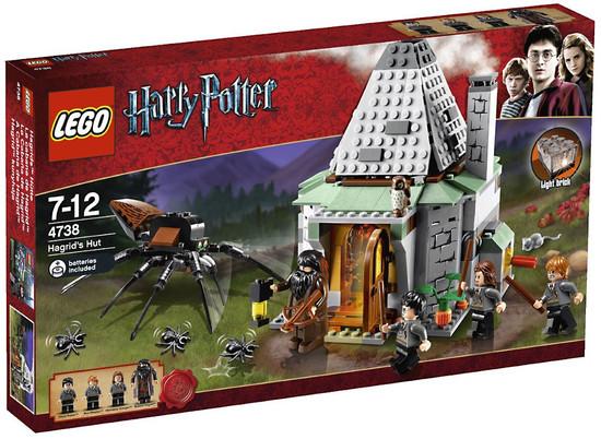 LEGO Harry Potter Series 2 Hagrid's Hut Set #4738