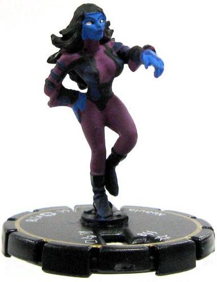 Marvel HeroClix Critical Mass LE 4 Nebula #218