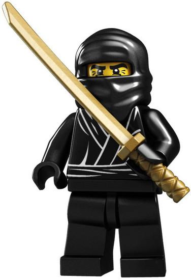 LEGO Minifigures Series 1 Ninja Minifigure [Loose]