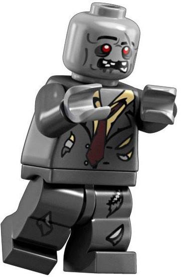 LEGO Minifigures Series 1 Zombie Minifigure [Loose]