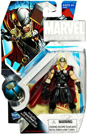 Marvel Universe Thor Exclusive Action Figure [Ages of Thunder]