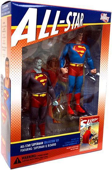 All-Star Superman Action Figure Set
