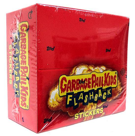 Garbage Pail Kids Topps Flashback Series 2 Trading Card Sticker Box [24 Packs]