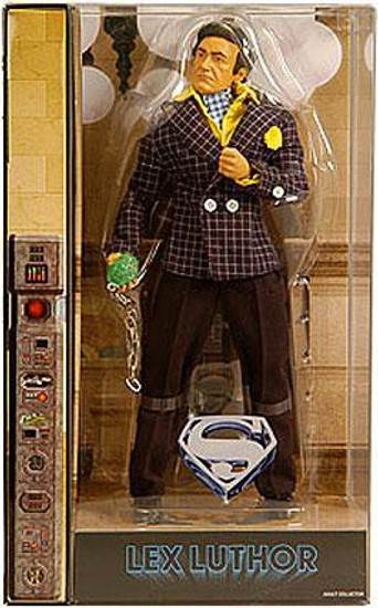 DC Green Lantern Movie Masters Lex Luthor Exclusive Deluxe Action Figure [Gene Hackman]