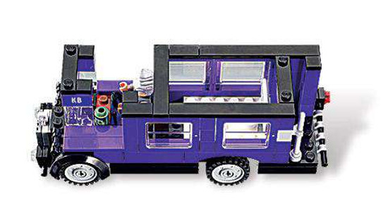 for sale online 4866 LEGO Harry Potter The Knight Bus