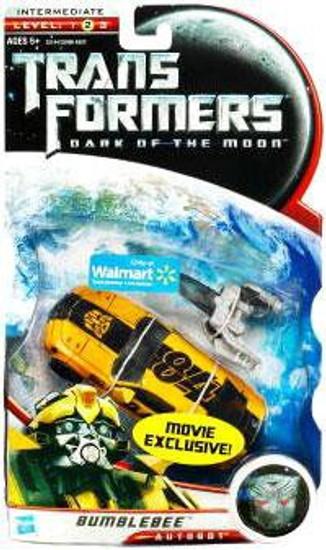 Transformers Dark of the Moon Bumblebee Exclusive Deluxe Action Figure #84 [Movie Exclusive]