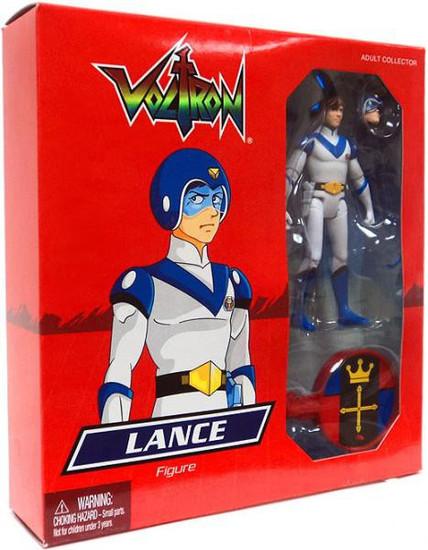 Voltron Club Lion Force Lance Exclusive Action Figure [Red Lion Pilot]