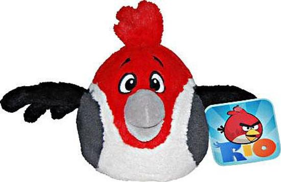 Angry Birds Rio Pedro 8-Inch Plush [Talking]