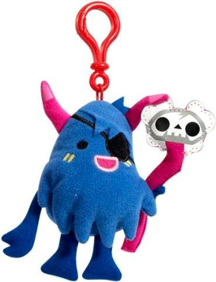 Moshi Monsters Big Bad Bill Plush Clip On