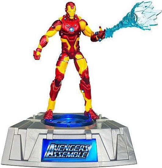 Marvel Avengers Comic Series Iron Man Exclusive Action Figure