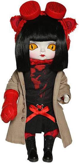 Toffee Dolls Hellboy Exclusive Doll