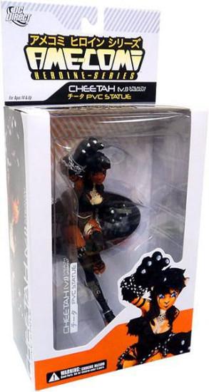 DC Ame-Comi Heroine Series Cheetah 9-Inch PVC Statue [Stealth Variant]