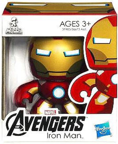 Marvel Avengers Mini Muggs Iron Man Vinyl Figure