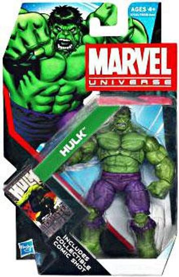 Marvel Universe Series 18 Hulk Action Figure #9