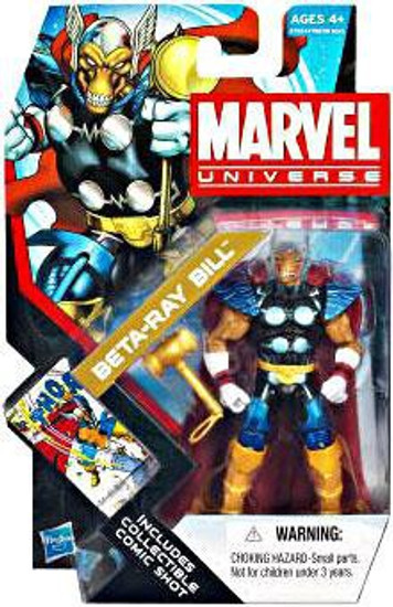 Marvel Universe Series 18 Beta Ray Bill Action Figure #11