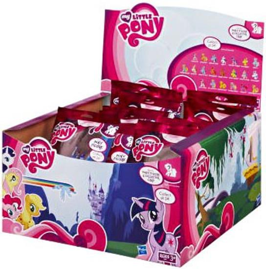 My Little Pony PVC Series 1 Mystery Box [24 Packs]