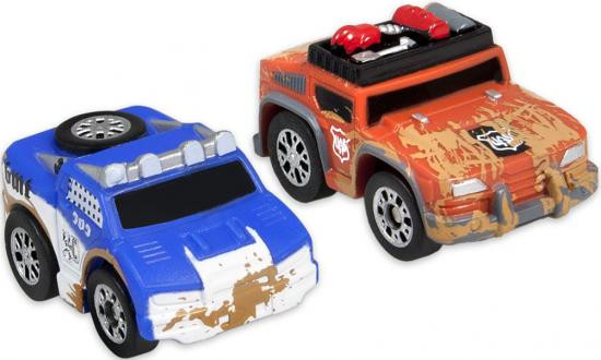 Nano Speed Nano Off-Road Micro Car 2-Pack [RANDOM Cars]