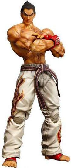 Tekken Tag Tournament 2 Play Arts Kai Kazuya Mishima Action Figure